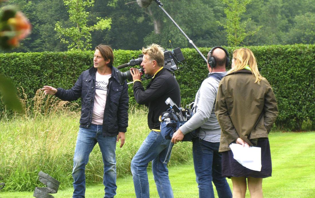 Janine ten horn tuinontwerpen tv for Rtl4 eigen huis en tuin gemist