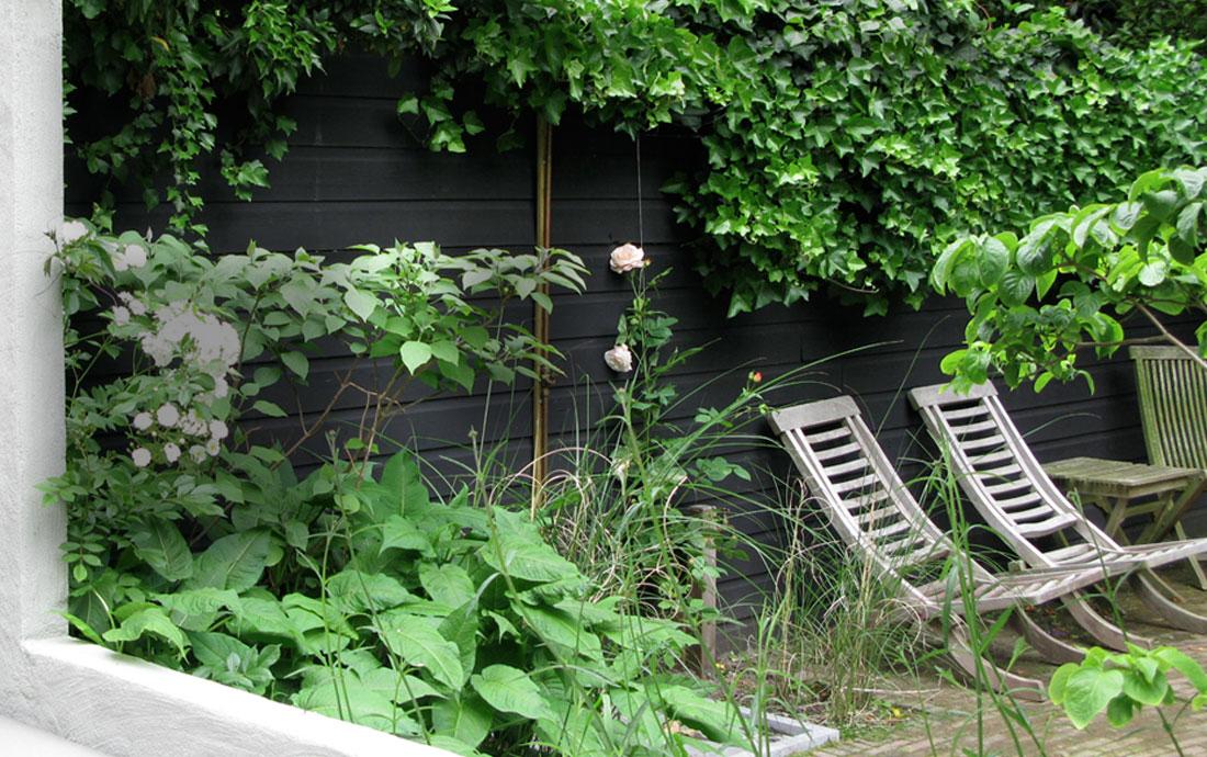 Janine ten horn tuinontwerpen stadstuinen for Landelijke stadstuin